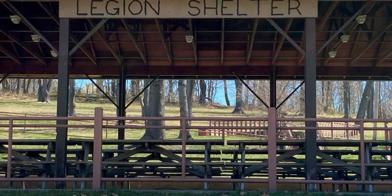 Legion Shelter Front